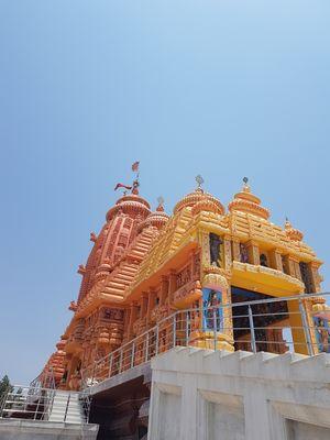 Visit to Jagannath temple