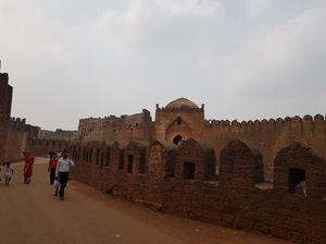 Bidar fort visit