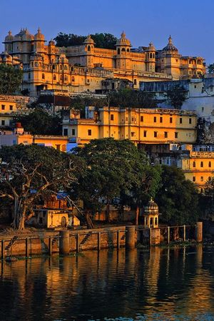 A trip to city of lakes-Udaipur