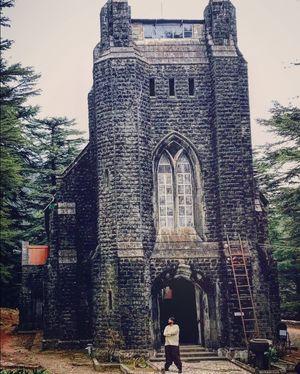 Places to Visit at McLeod Ganj - St. John Church