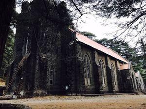St. John in the Wilderness Church built in 1852