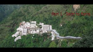 Trip to Vaishno Devi and Golden Temple from Delhi | Complete Journey with Details