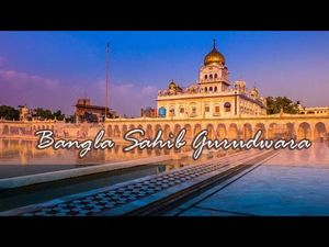 One of the best places to visit in Delhi | Bangla Sahib Gurudwara