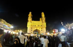 The Majestic CHARMINAR