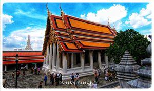 Grand Palace,Bangkok