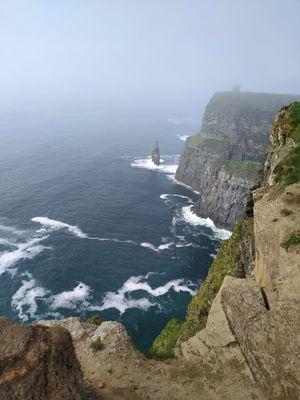 Ireland -  Island in the North Atlantic