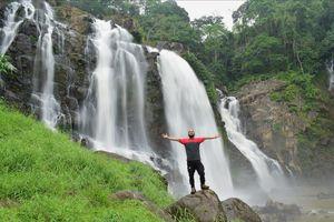 Rangmanma and Chinma falls