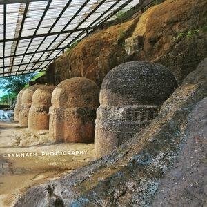 ancient Bhaje caves,lonavala, pune