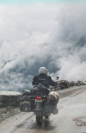 Rohtang Pass Is Not For The Faint Hearted