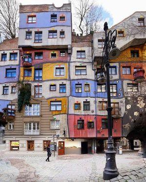 Charming corners of Vienna ????