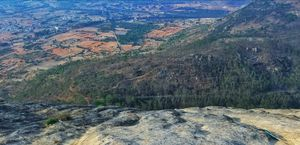 Nandi hills - Hill top view