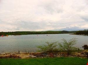 Carsington waters, Lake District, UK - Natural Beauty