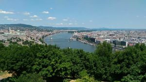 Euro trip- 1st stop- Budapest