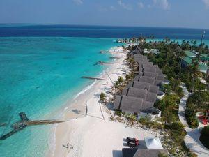 Maldives - #Dronephotography