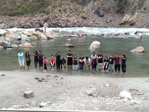 Rishikesh River rafting!!