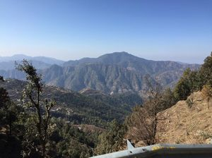 Villages around mussorie!! Kanatal A small village