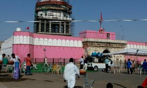 Karni Mata , Rat temple