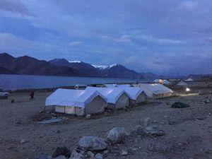Pangong Lake : Part 3 of Ladakh series
