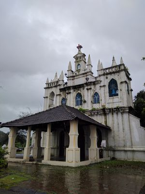 St. Jacinto Church & Island, Goa (India)
