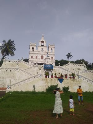 Trip guide to Our Lady of the Immaculate Conception Church, Goa