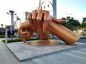 Touching Seoul