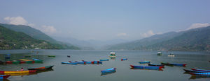 Pokhara, the jewel of Nepal