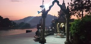 Travel to haridwar uttarakhand for tranquility and peace at the banks of river ganga