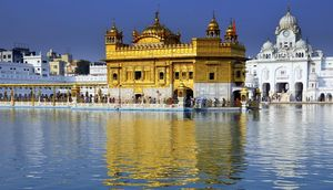 Amritsar - Home to Sikhism's Holiest Shrine - To travel is to live!