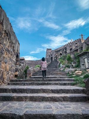 Must visit fort in Hyderabad, Golkonda Fort