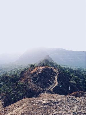 Early morning trek at Tikona #BestofMaharashtra