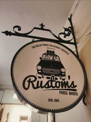 Rustom's - Let's taste some Parsi Cuisine