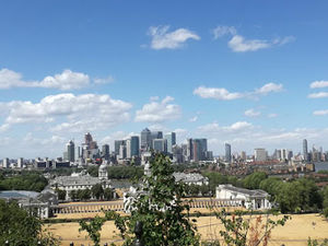 Greenwich - thrills of standing at zero meridian!