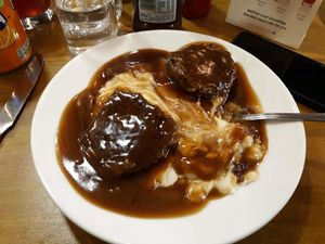 Travel to Scotland just for Haggis # foodmemory #lWillGoAnywhereForFood