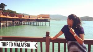A honeymoon trip to Malaysia