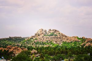 Hampi- The Land of Boulders and Ruins!