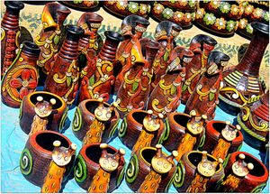 Surajkund Crafts Mela: A colourful delight