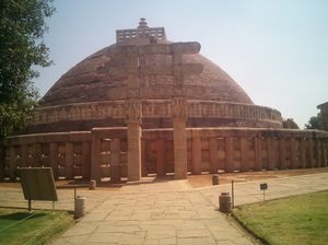 Sanchi Stupa, Buddhist Monument
