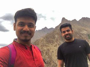 This close to Indo-Pak border... #SelfieWithAView #TripotoCommunity