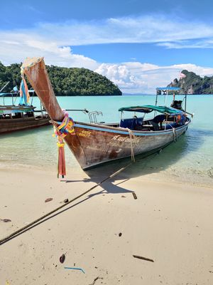 The beautiful phi phi Island