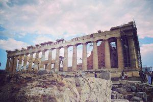 Acropolis of Athens!!!