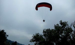 Paragliding- Fly away your fear!