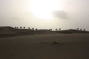 Travelling beyond hills & beaches: Jaisalmer-The Golden City