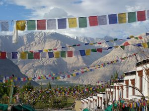 Fluttering Blessings- Everything about Prayer flags