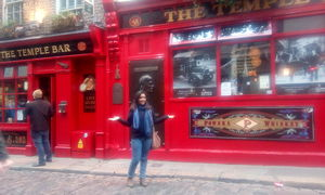 Land of Bramstoker's Dracula, Gulliver's Travels and Irish coffee(whiskey): Dublin It Is!