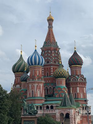 Looking for an offbeat location well within Budget? Checkout my blog on Russia!!