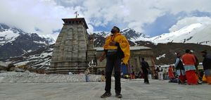 Kedarnath:An abode place of Shiva