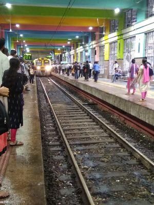 VLO 652– The daredevil ride of Mumbai