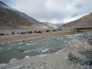 The calmness of Leh Ladakh