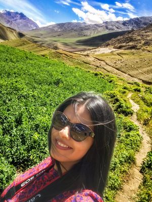 The immense beauty of nature in it's unaltered state! #SelfieWithAView #TripotoCommunity