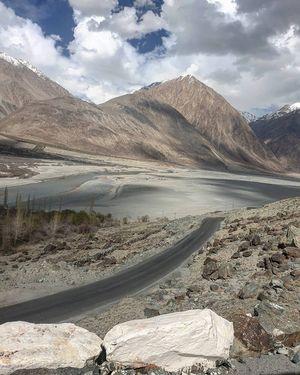 Hues of Ladakh, India..